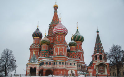MOSCOU – St PETERSBOURG